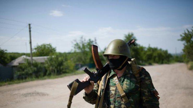 НаДонбассе неприятель увеличивает боевую готовность «внутренних войск»