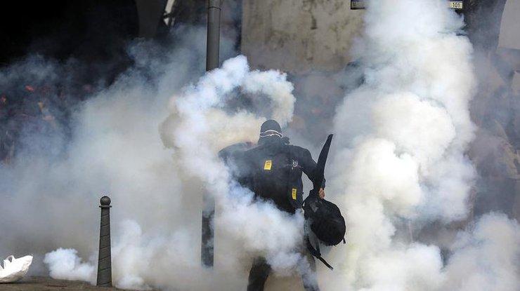 ВБразилии наакции протеста вышли около 40 млн человек