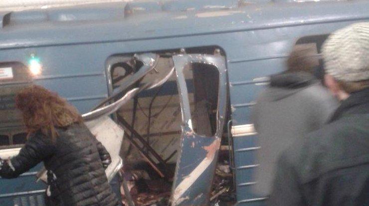 НАК: При взрыве вметро вПетербурге погибли девять человек