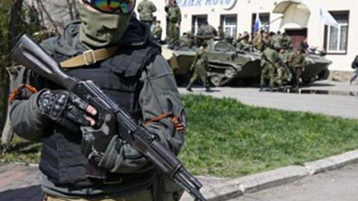Боевики несут серьезные потери— агентура