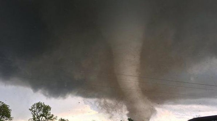 ВТехасе в итоге разрушительного торнадо погибло 5 человек