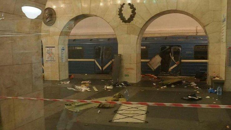 МИД: Среди задержанных засодействие терроризму вПетербурге казахстанцев нет