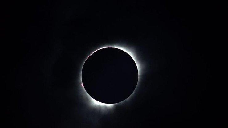 Летом NASA будет транслировать солнечное затмение свысоты 30 километров
