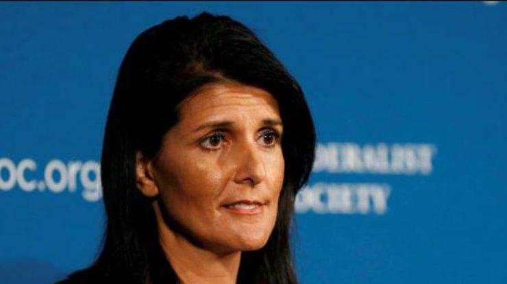 США готовы использовать санкции кСирии, недожидаясь ООН
