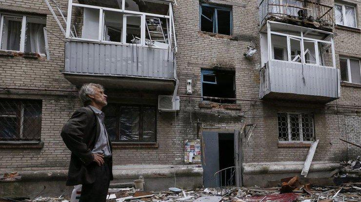 Авдеевка снова вэпицентре огня: ранение получил мирный гражданин