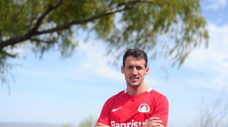 Защитник «Динамо» нашел себе команду вБразилии