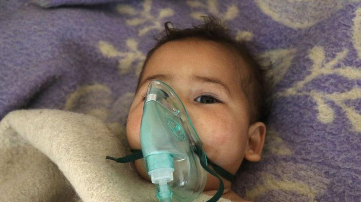 В итоге химической атаки вИдлибе погибли 27 детей,— ЮНИСЕФ