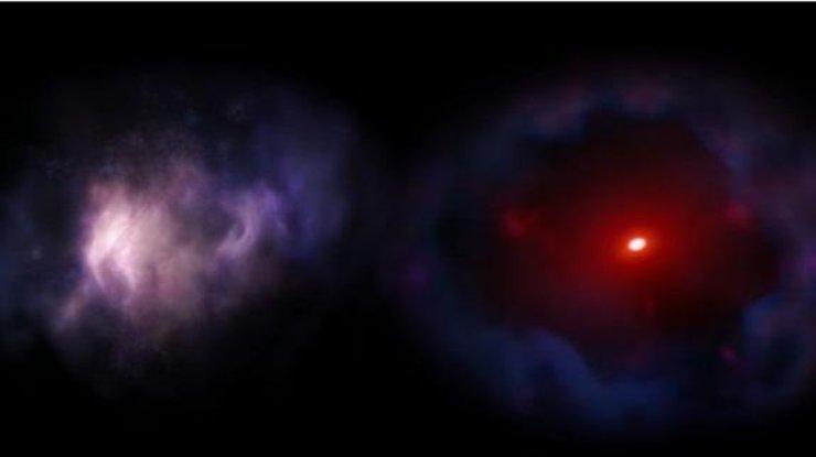 Учёные отыскали вкосмосе самую раннюю «мёртвую галактику»
