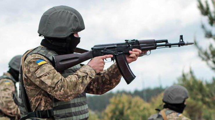 Террористы гатят поМариупольскому направлению— Обострение вАТО