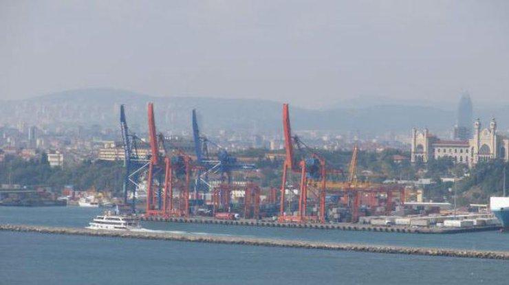 Украина иТурция запустили паромное сообщение между Одессой иСтамбулом