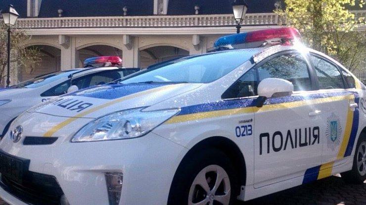 ВКиеве преступники  сэлектрошокером отбирают телефоны