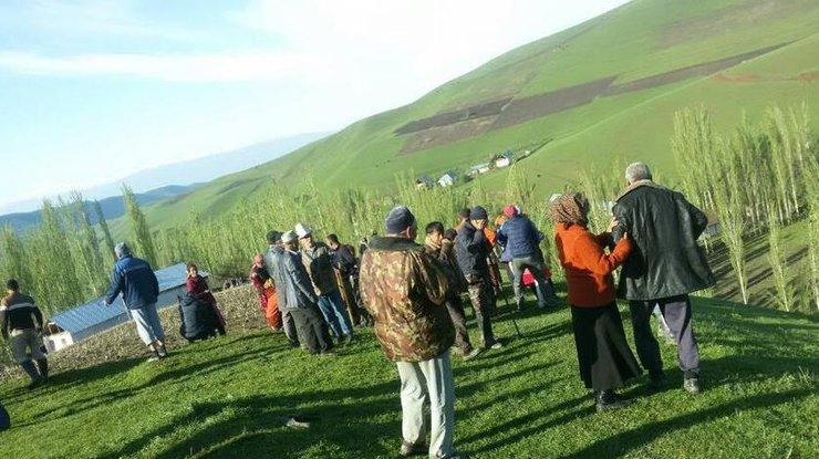 Наместе схода оползня вКиргизии отыскали тела 2-х погибших