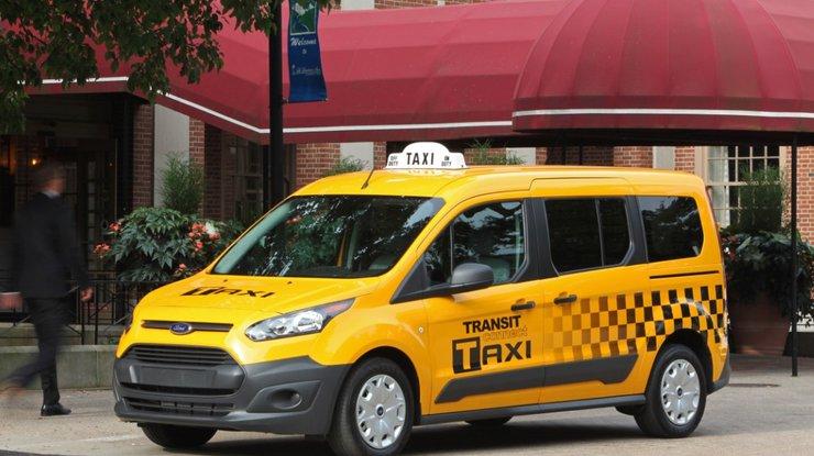 ВКанаде пассажир убил таксиста на стоянке