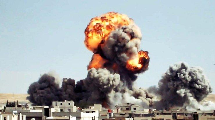 Двадцать человек погибли отвзрывов наскладе оружияИГ