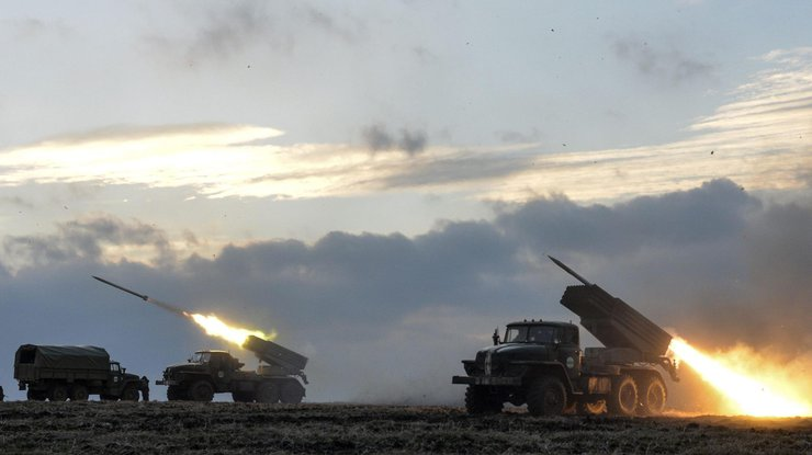 Боевики из«Градов» повредили газопровод возле Новолуганского— штаб АТО