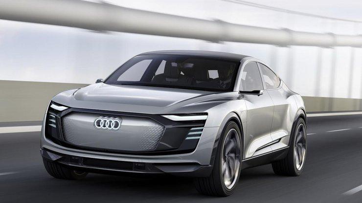 Компания Ауди выпустит конкурента Tesla Model 3