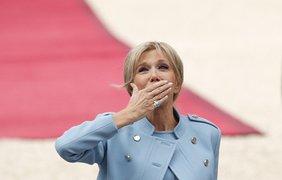В Париже прошла церемония инаугурации