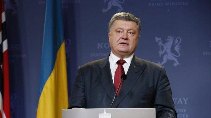 Порошенко поведал овтором президентском сроке