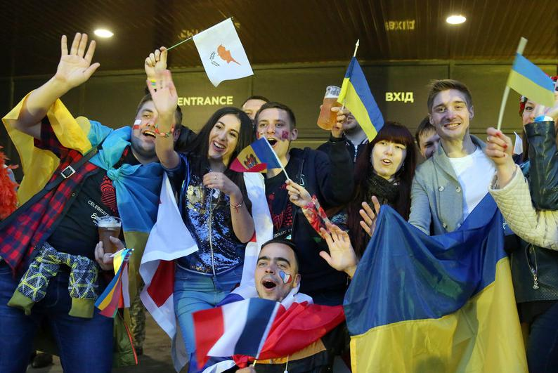 Солист изПортугалии победил на«Евровидении-2017»