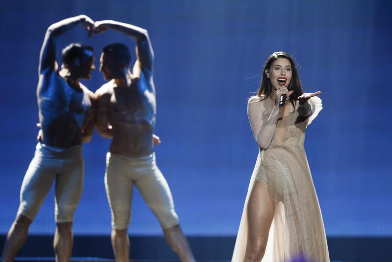 Евровидение 2018 выиграла швеция