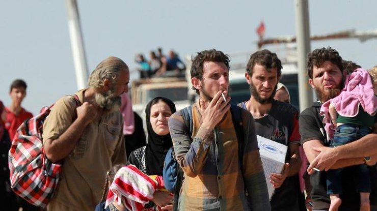 ООН предупредила ориске бегства изМосула 200 тысяч граждан