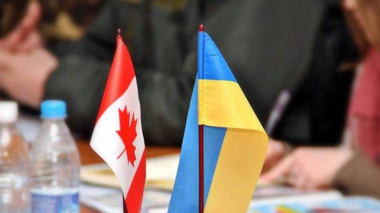 Сенат Канады ратифицировал соглашение освободной торговле с Украинским государством