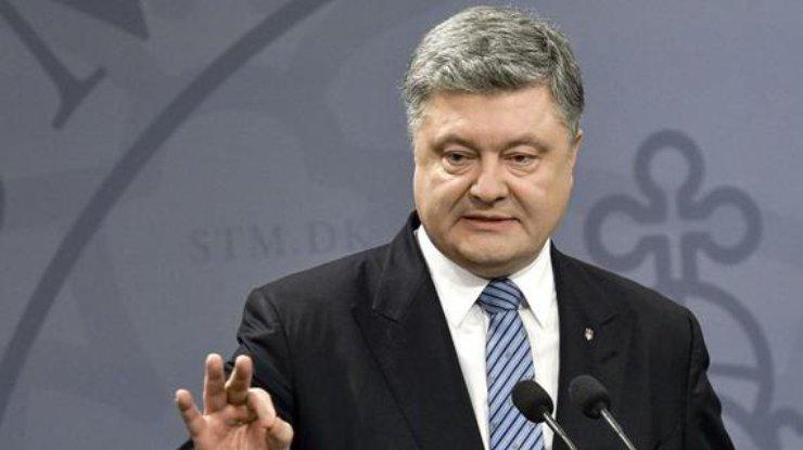 Порошенко: украинцы проживут ибез русских социальных сетей
