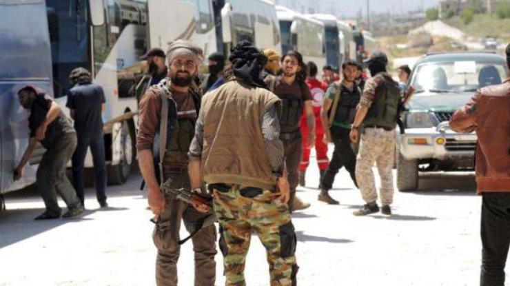 Сирийский Хомс на100% освобождён оттеррористов