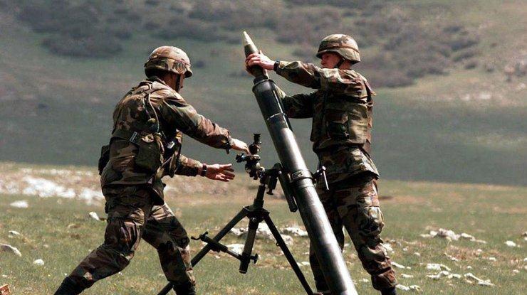 За прошедшие сутки в итоге обстрелов ранены семь бойцов АТО