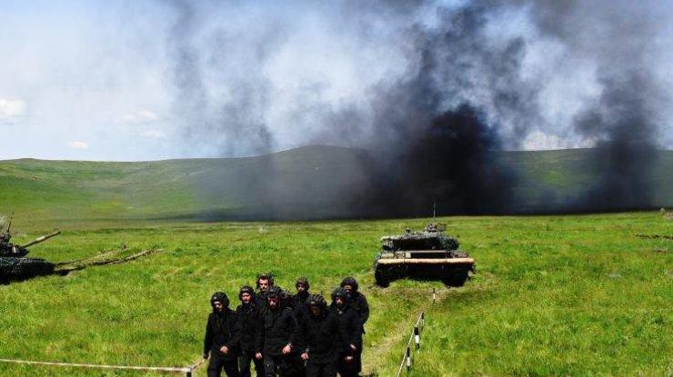 Боевики обстреляли позиции ВСУ около Гнутово иззенитной установки— Штаб АТО
