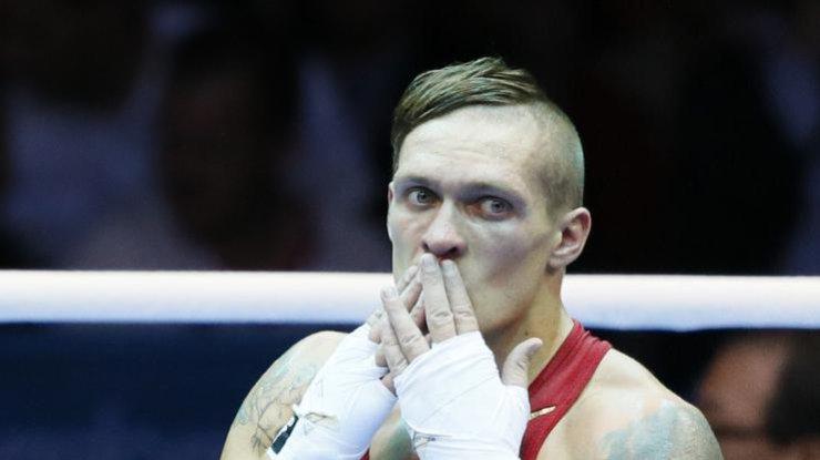 «Собираюсь боксировать сДжошуа через три года»— Александр Усик