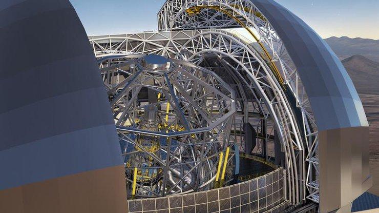 В Чили начали строительство самого большого телескопа в истории