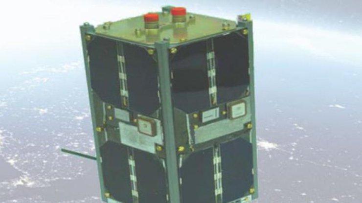 Второй украинский наноспутник вышел на орбиту