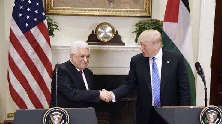 Аббас вгостях уТрампа: «Нечто главное ожидает Израиль ипалестинцев»