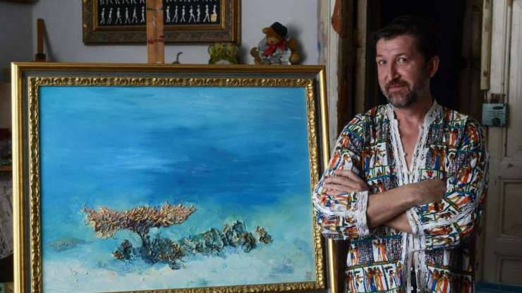 Скончался известный украинский художник-рекордсмен Александр Белозор