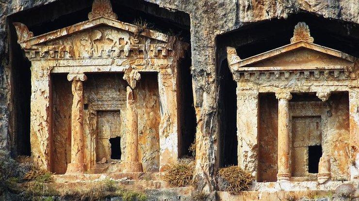 ВТурции запопытку реализовать гробницу соскелетом задержали 12 человек