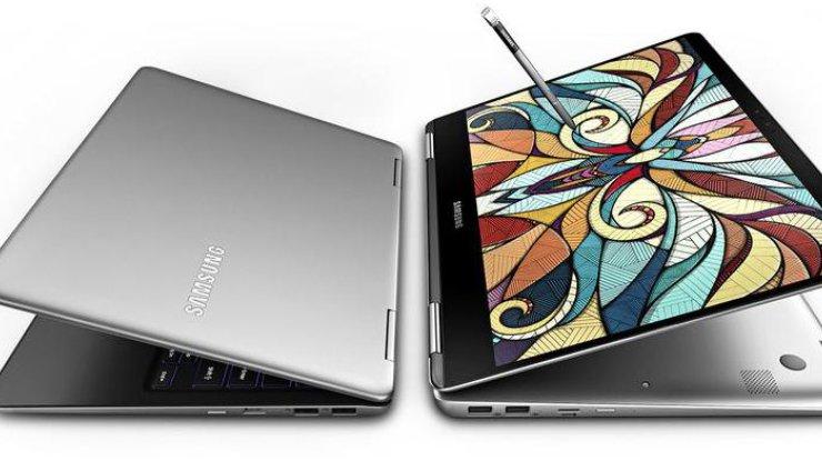 Новый Самсунг Notebook 9 Pro получил стилус S-Pen