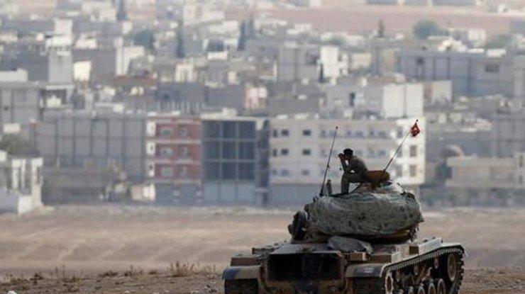 США начали поставку вооружения курдам изСирийских демократических сил