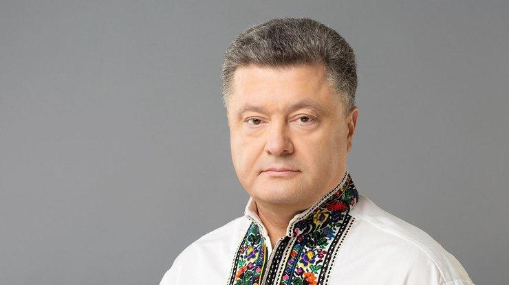 Порошенко сделал обращение кукраинцам всвязи сначалом «Евровидения»
