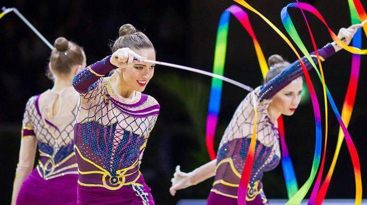 Украинки завоевали два «золота» на 4-м этапе Кубка мира погимнастике