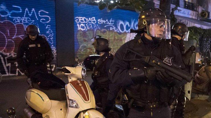 ВоФранции задержали неменее 140 протестующих против результатов выборов