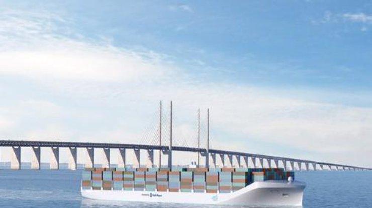 Япония создаст беспилотные грузовые суда к 2025-ому