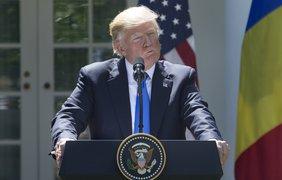 45-й президент Америки Дональд Трам
