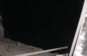 Ночной обстрел Марьинки: опубликованы фото ужасающих последствий
