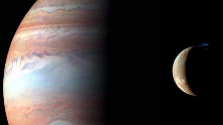 Астрономы обнаружили уЮпитера 69-ю Луну