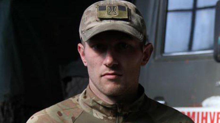 ВАвдеевской клинике скончался 26-летний боец АТО