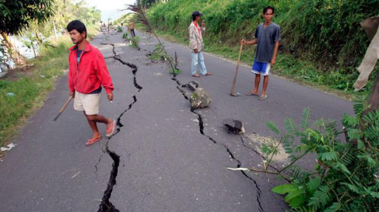 НаКурилах случилось землетрясение магнитудой 4,6