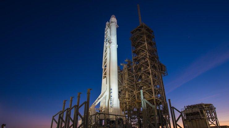 SpaceX вновь благополучно посадила использованную ступень Falcon 9