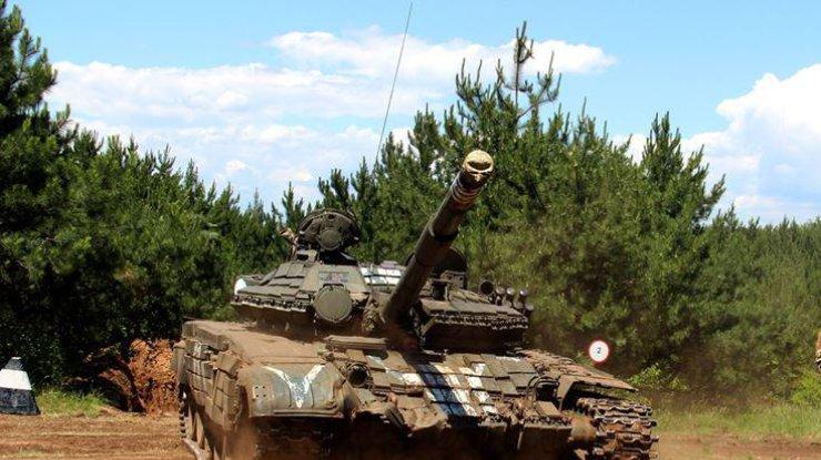 НаДонбассе ВСУ обезвредили ДРГ противника, среди которых были русские