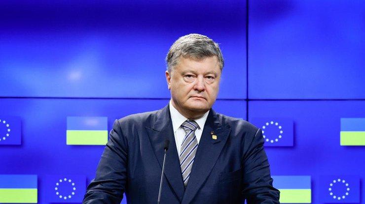 Соглашение обассоциации Украина-ЕС вступит всилу с1сентября,— Порошенко